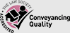 The Law Society - Conveyancing Quality logo